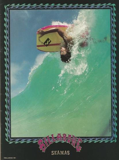 Billabong Seamas 1991